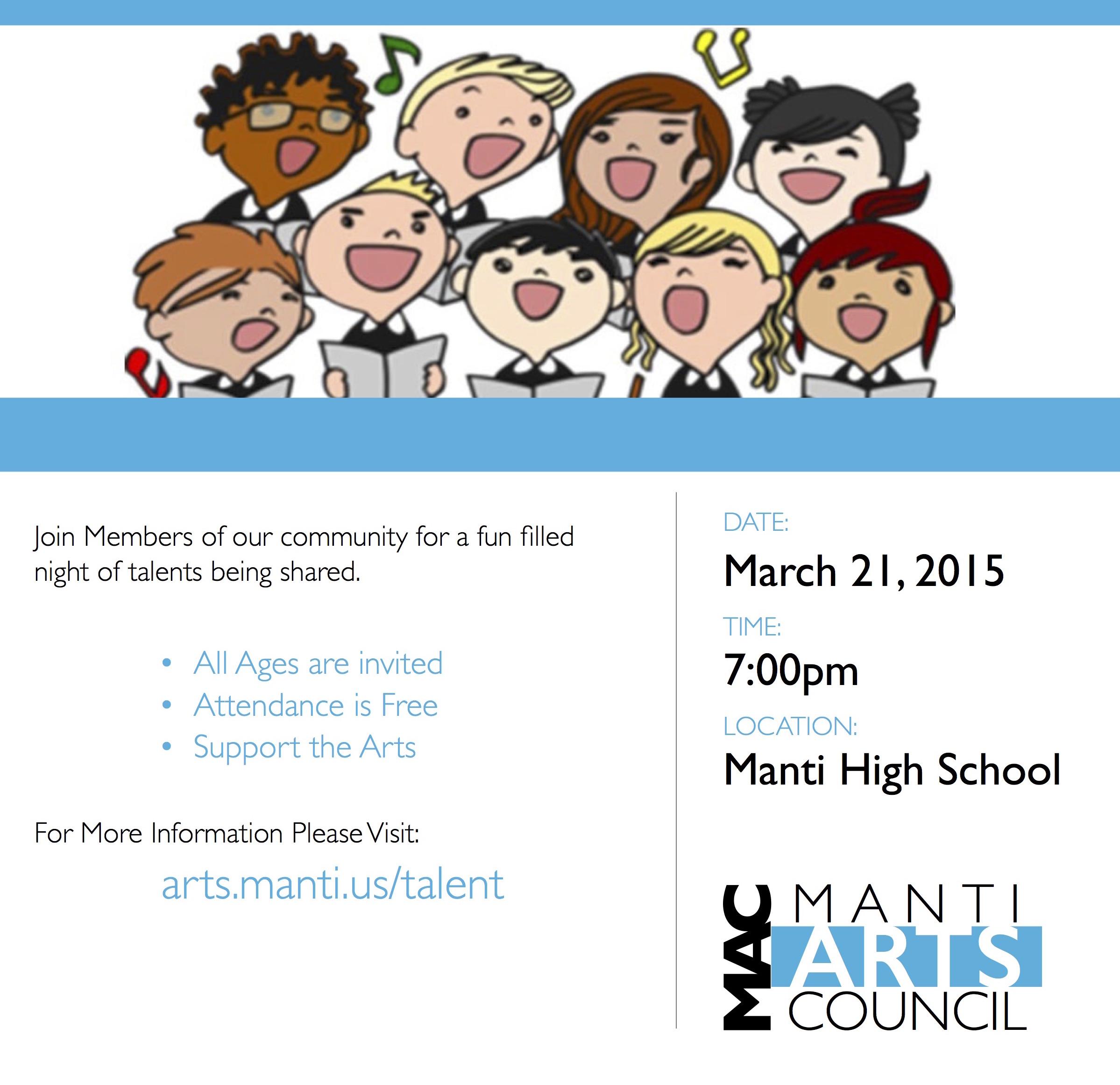 Manti Arts Council